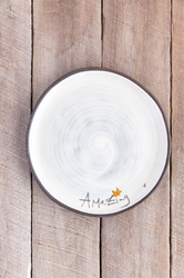 Amazing Round Plate (Small/Large)