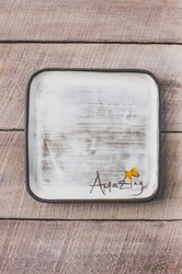Amazing Square Plate (Small/Large)