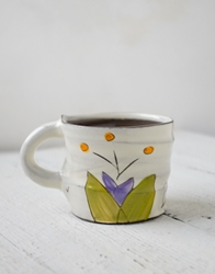 Bloom Be Mug (in 5 blooming colors!)