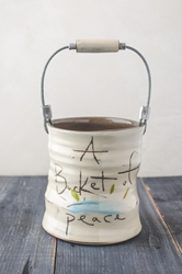 Bucket of Peace (Small/Large)