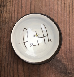 Faith Bowl (Small Bowl/Mini Bowl)