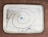 Gratitude Spiral Rectangle Plate