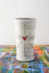 Love All Ways Round Vase