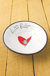 Love Rules Pasta Bowl