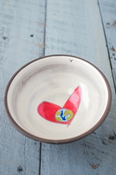Love Rules Small Bowl