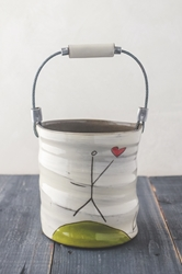 Love the Earth Bucket (Small/Large)