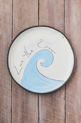 Love the Ocean Round Plate (Small/Large)