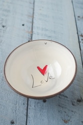 Love (word) Small Bowl
