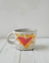 My Heart Ablaze Mug