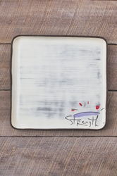 Strength Square Plate (Small/Large)