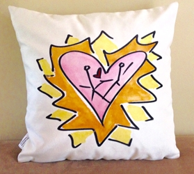 Union Pillow (reversible)